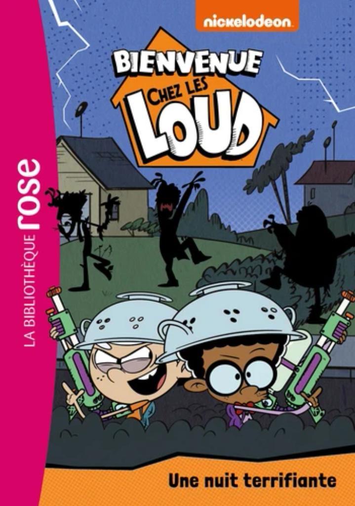 Bienvenue chez les Loud T.26 : Une nuit terrifiante |