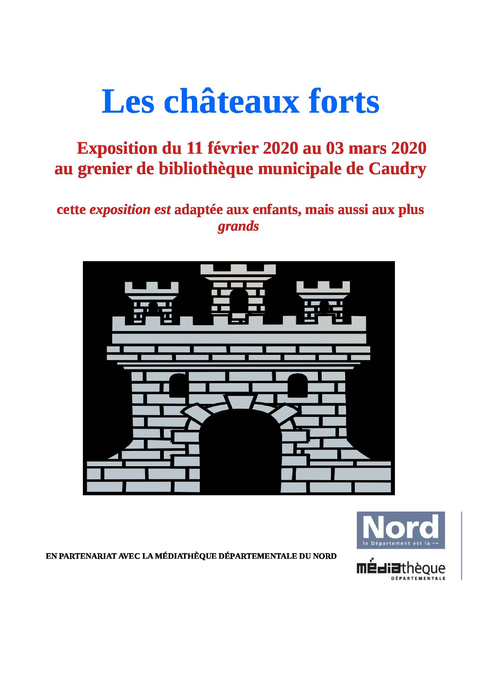 CHÂTEAUX FORTS |